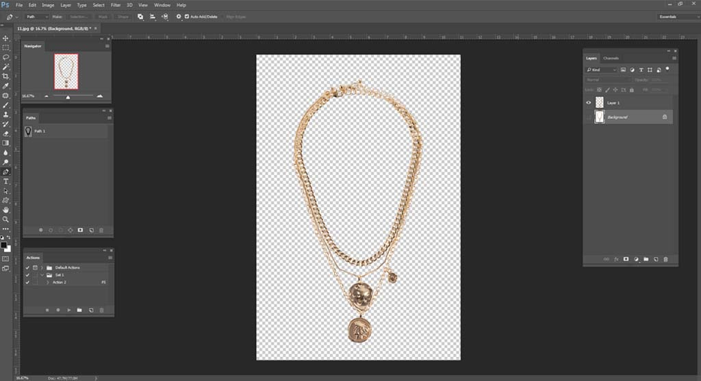 clipping path photoshop